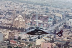 Eurocopter EC120 above Erbil, Iraq