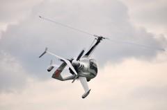 Where Futuristic Gyrocopters…